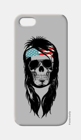 iPhone 5 Cases, Rockstar Skull iPhone 5 Cases | Artist : Abhishek Bhardwaj, - PosterGully