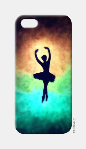 Ballerina | Dance | Music iPhone 5 Cases | Artist : Miraculous
