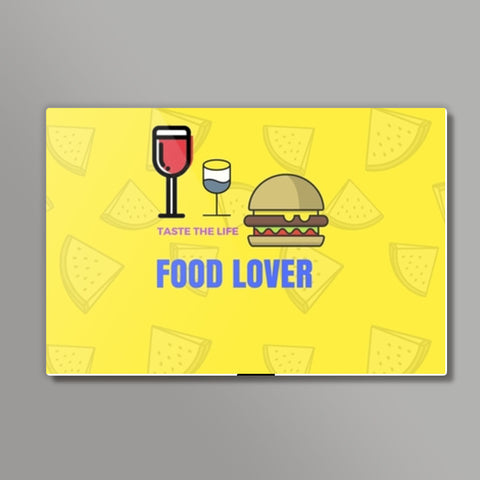 Food Lover Metal Prints | Artist : Pallavi Rawal
