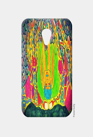 Moto G2 Cases, Escape the reality Moto G2 Case | Spiritual Psycho, - PosterGully