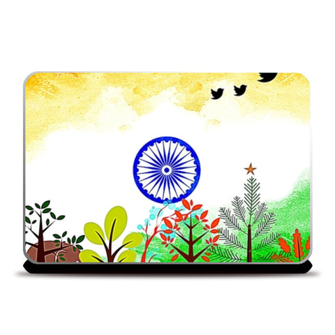 India Laptop Skins | Artist : Pallavi Rawal