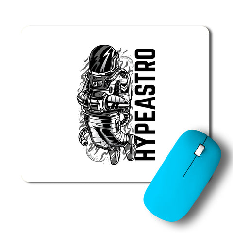 Hypeastro Space Artwork Mousepad