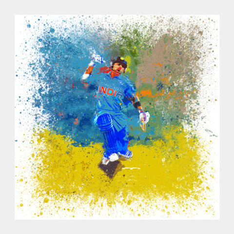 Square Art Prints, India Victory Square Art Prints | Artist : Sanjay Nayak, - PosterGully