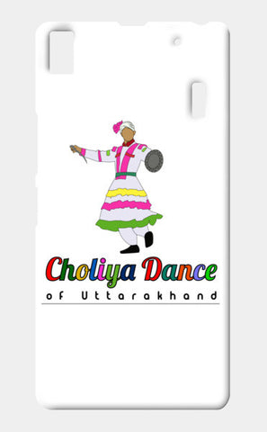 Choliya Dance of Uttarakhand Lenovo A7000 Cases | Artist : Tripund Media Works