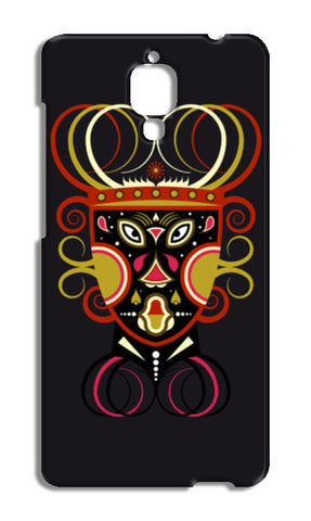 African Ceremonial Tribal Mask Xiaomi Mi-4 Cases | Artist : Designerchennai