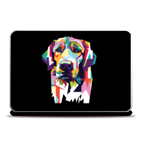 Dog Lovers Laptop Skins | Artist : Inderpreet Singh