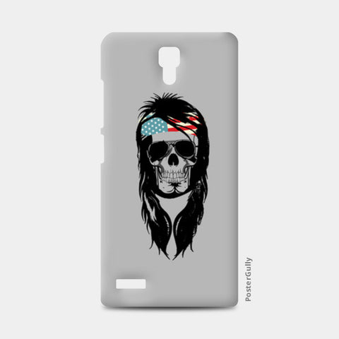 Redmi Note Cases, Rockstar skull Redmi Note Cases | Artist : Abhishek Bhardwaj, - PosterGully