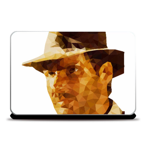Laptop Skins, Harrison Ford Laptop Skin | Gagandeep Singh, - PosterGully
