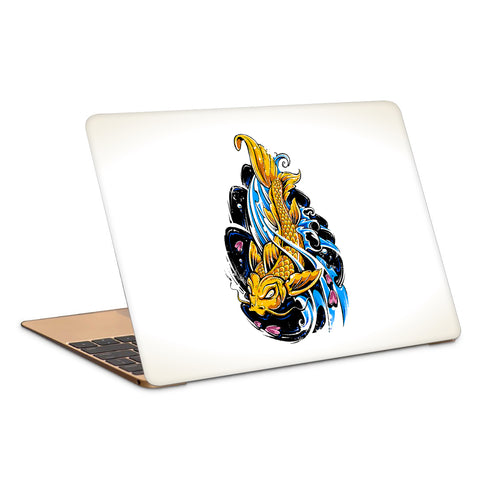 Fish Intricate Artwork Laptop Skin