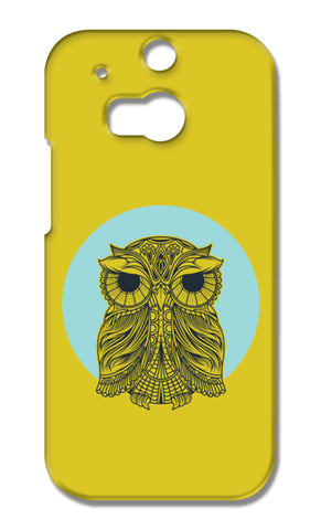 Owl HTC One M8 Cases | Artist : Inderpreet Singh