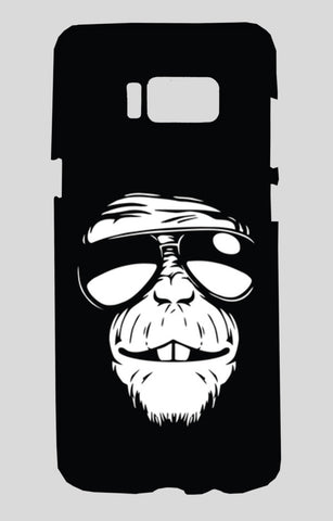 Monkey Glasses Samsung Galaxy S8 Cases | Artist : Inderpreet Singh