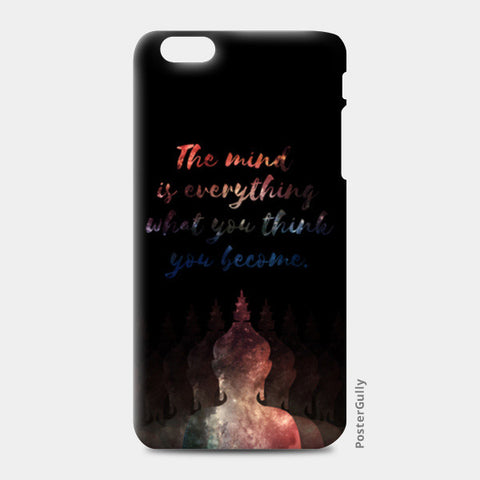 Buddha Quote - Motivational!! iPhone 6 Plus/6S Plus Cases | Artist : Dolly P
