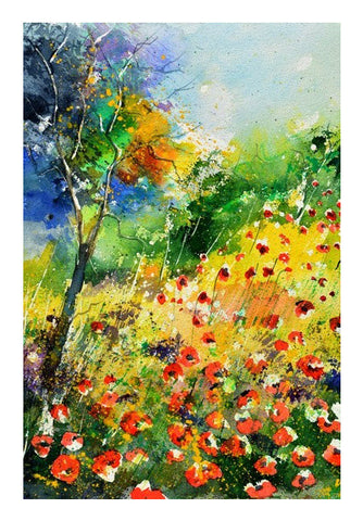 Wall Art, watercolor 518010 Wall Art | Artist : pol ledent, - PosterGully