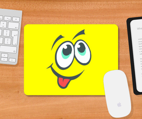 Mousepad, Creepy Cute Expression Monsters Mousepad | Mona Singh, - PosterGully