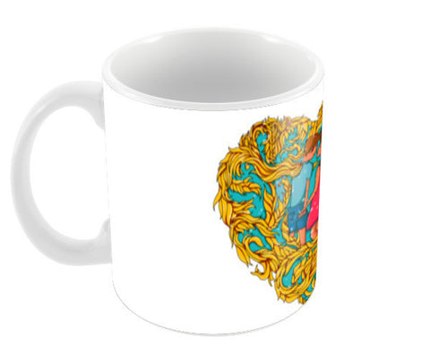 Forever in Love Coffee Mugs | Artist : Harsimran sain