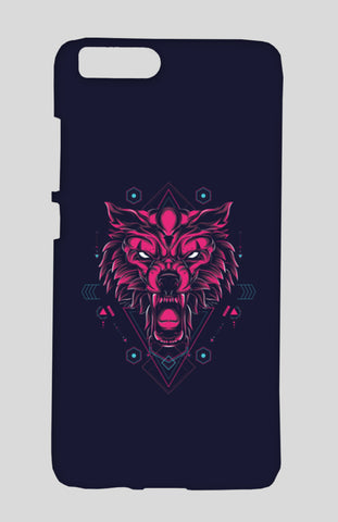 The Wolf Xiaomi Mi-6 Cases | Artist : Inderpreet Singh