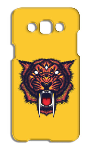 Saber Tooth Samsung Galaxy A5 Cases | Artist : Inderpreet Singh