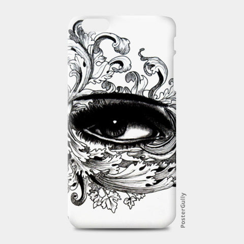 Eye Doodle iPhone 6 Plus/6S Plus Cases | Artist : Rahul Tanwar