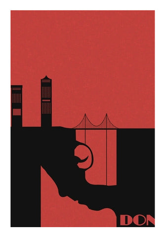 Wall Art, Don Minimalist  Wall Art | Artist : Harsh Kumar, - PosterGully