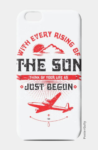 iPhone 6 / 6s, The Sun iPhone 6 / 6s Case | Artist : Sanket R., - PosterGully