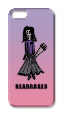 Deadroses iPhone SE Cases | Artist : Sidhant Sharma