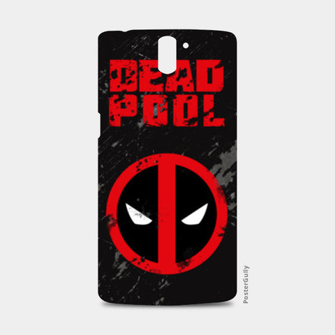 One Plus One Cases, DeAdPoOl One Plus One Cases | Artist : Gurmeet, - PosterGully