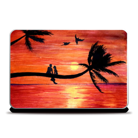 The best thing to hold onto in life is each other Laptop Skins | Artist : Rahul Tanwar
