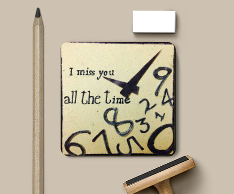 Coasters, Miss you coasters | Doodleicious, - PosterGully