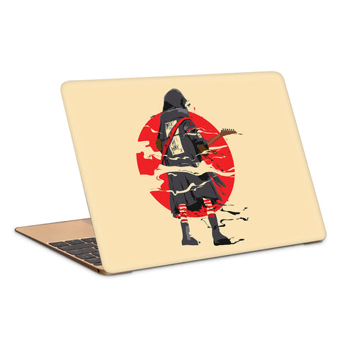 Rockstar Guitarist Artwork Laptop Skin