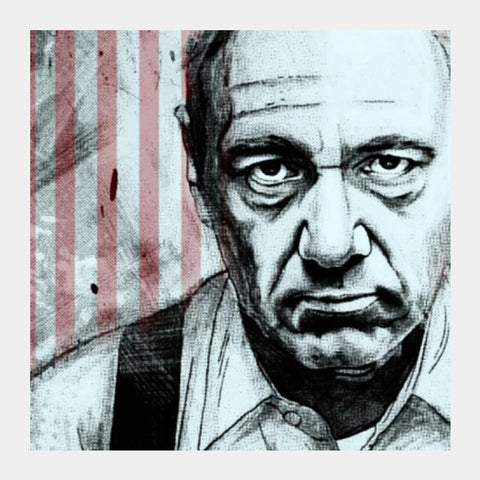 Kevin Spacey Square Art Prints PosterGully Specials