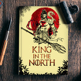 Shiva-king in the north Notebook | Artist : Abhishek Faujdar