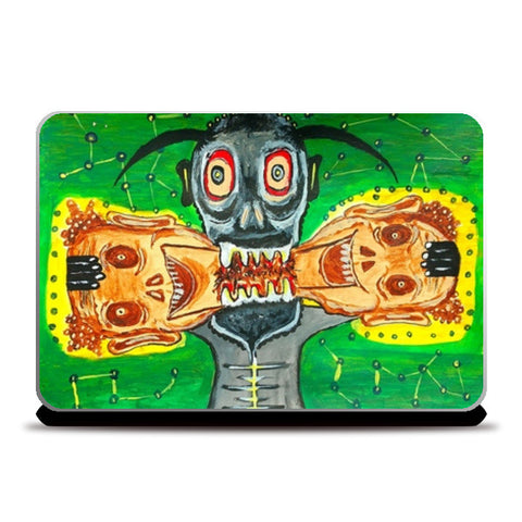 Laptop Skins, Parting Ways Laptop Skins | Artist : Ramkumar Iyer, - PosterGully