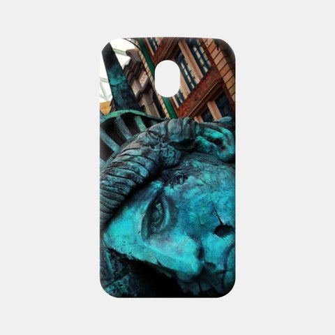 Moto G3 Cases, Statue of Liberty #NYC Moto G3 Cases | Artist : Yagneswar, - PosterGully
