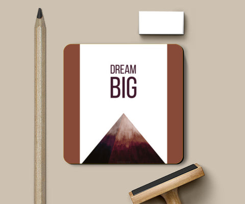 DREAM BIG Coasters | Artist : Anagha Mirgal