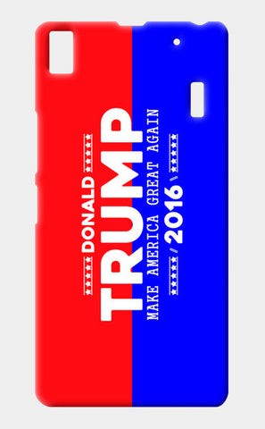 Donald Trump Lenovo A7000 Cases | Artist : Designerchennai