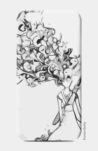 Yoddha iPhone 6/6S Cases | Artist : Deepa Mehra