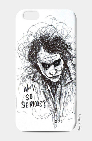 Joker iPhone 6/6S Cases | Artist : Rahul Tanwar