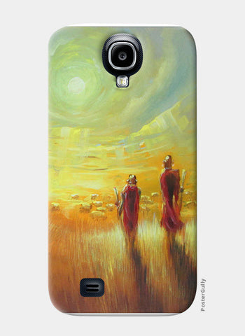 Samsung S4 Cases, Africa Samsung S4 Cases | Artist : Smeet Gusani, - PosterGully