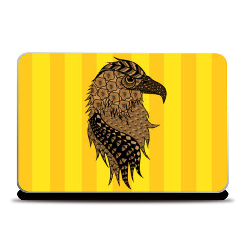 Albert the Eagle Laptop Skins | Artist : Animal kingdom