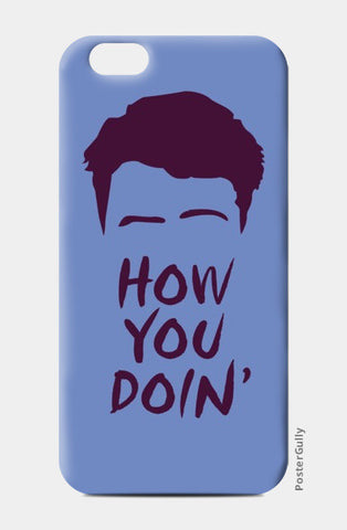 iPhone 6 / 6s Cases, Joey From Friends iPhone 6 / 6s Cases | Artist : Mohak Gulati, - PosterGully