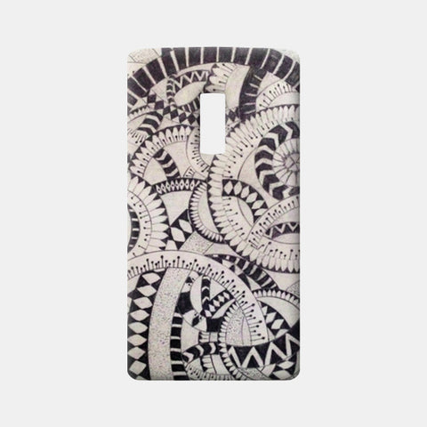 One Plus Two Cases, Abstract Patterns One Plus Two Cases | Artist : Shireen Gadru, - PosterGully