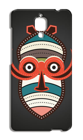 African Authentic Mask Xiaomi Mi-4 Cases | Artist : Designerchennai