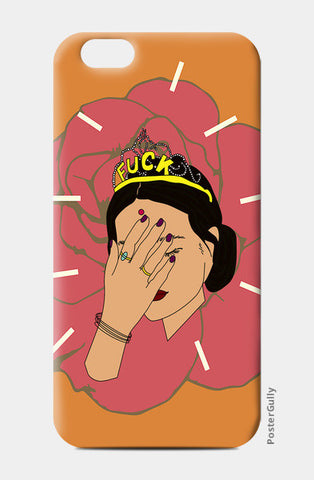 BROWN GIRL iPhone 6/6S Cases | Artist : Jignesh Waghela
