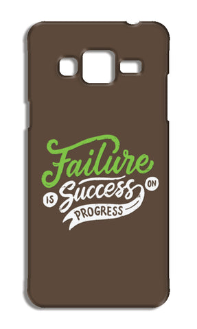 Failure Is Success On Progress Samsung Galaxy J3 2016 Cases | Artist : Inderpreet Singh