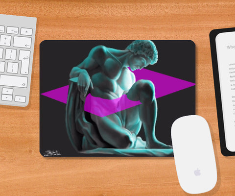 Mousepad, Olympus Mousepad | Artist: Sidharth Ojha, - PosterGully