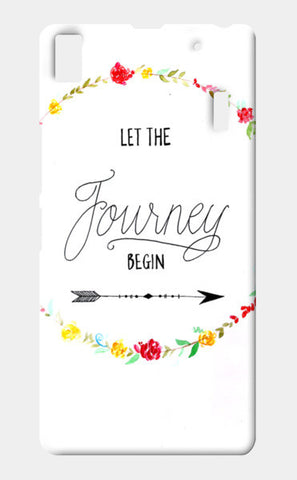Journey phone case Lenovo A7000 Cases | Artist : Anjali Nilakantan