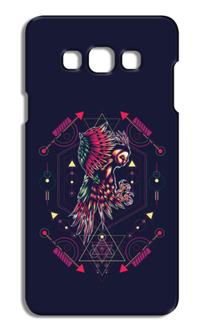 Owl Artwork Samsung Galaxy A7 Cases | Artist : Inderpreet Singh