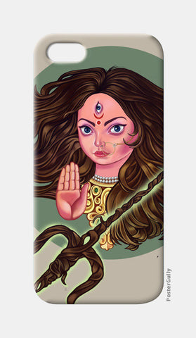 iPhone 5 Cases, Durga iPhone 5 Case | chaitanya kumar, - PosterGully