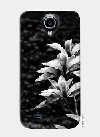 Nature - Black & White Samsung S4 Cases | Artist : Swati Saxena
