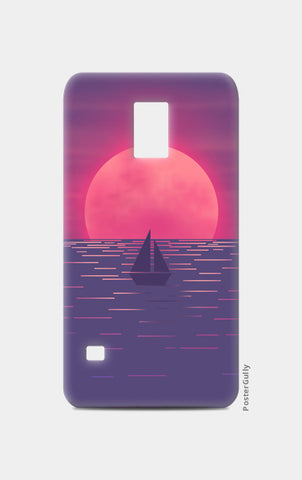 Into the Sea Samsung S5 Cases | Artist : Akshita Shah